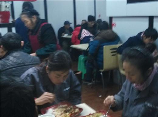 重庆牛斗碗小面培训午餐展示