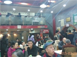 重庆牛斗碗小面培训江北店展示