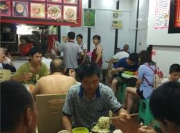 重庆牛斗碗小面培训晚餐展示